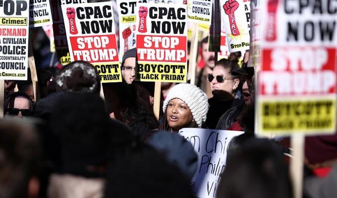 'Kara Cuma' protestosu!