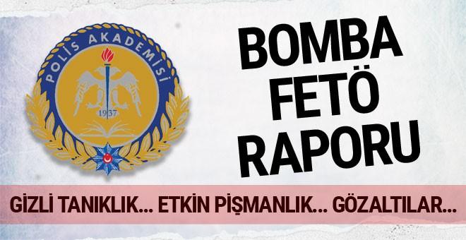 Emniyet Raporu: FETÖ'den boşalan yerlere sızanlara göz yumulmasın!