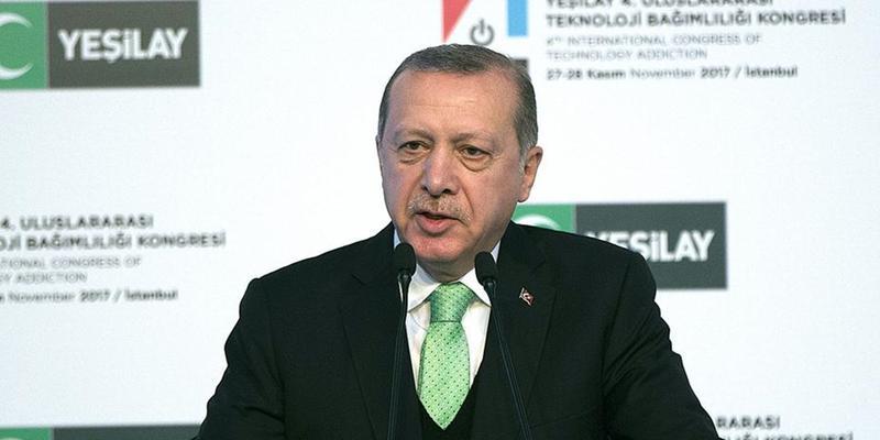 Erdoğan'dan son dakika 'cep telefonu' açıklaması