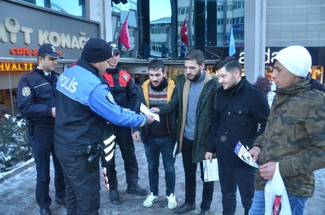 Erzurum Polisinden İletişim Yoluyla Dolandırıcılık Uyarısı