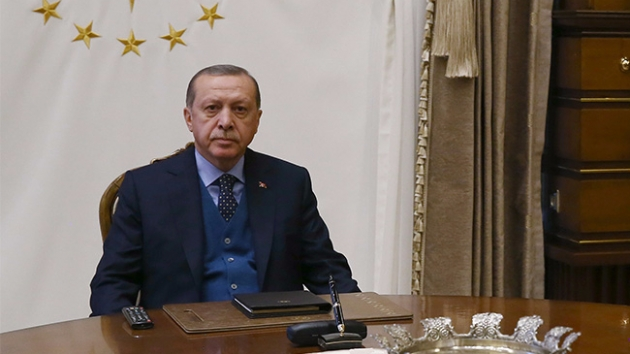 Cumhurbaşkanı Erdoğan, AK Parti kurmayları ile görüşecek