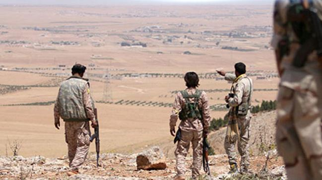 Suriye'nin kuzeyi PYD/PKK'nın silah deposu