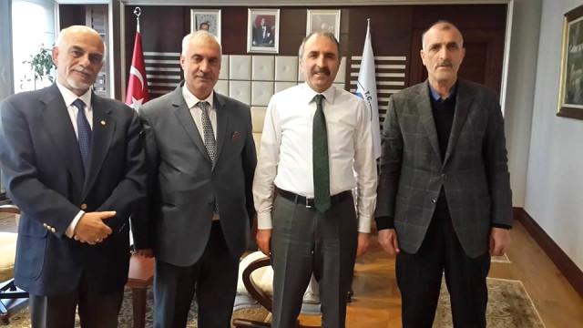 Degen Emeklilerin Sorunlarını Ankara'ya Taşıdı