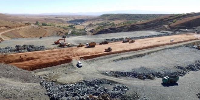 Hınıs Başköy Barajı 2019'da Tamamlanacak