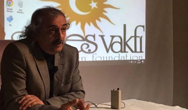 Prof. Dr. Özden, Güneş Vakfı'nın konuğu oldu