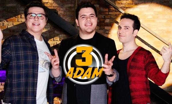 '3 Adam' açıkta kaldı!