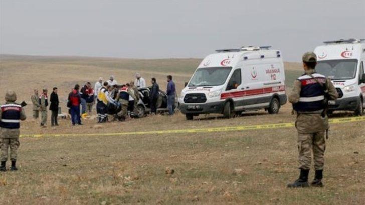 Batman'da park halindeki otomobilde iki ceset bulundu