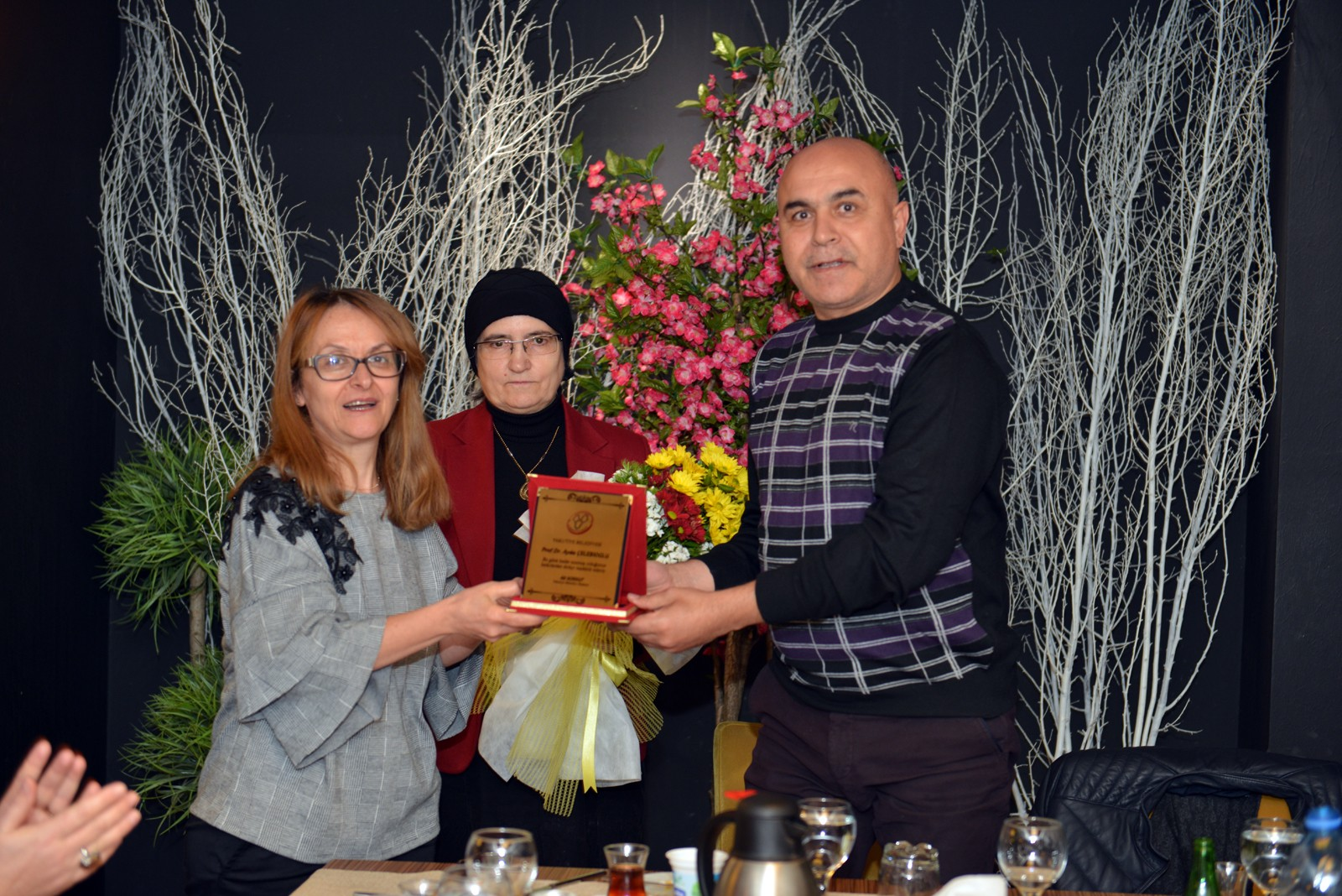 """Ali Korkut: """"Türk kadını öncü olmalıdır"""""""