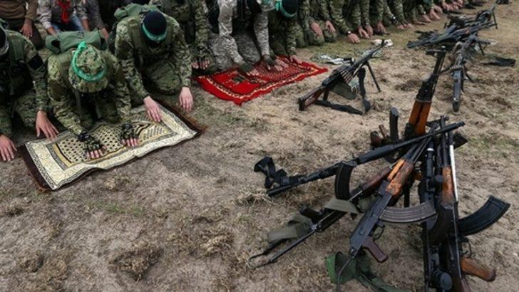 Hamas'tan 'Kudüs için öfke cuması' çağrısı