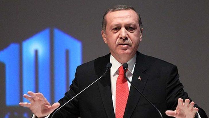 Cumhurbaşkanı Erdoğan kürsüden seslendi: Bunun Lozan'da yeri yok
