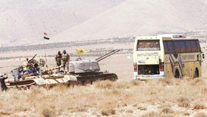 ABD kapıyı açtı, IŞİD 'Fırat'a yürüdü