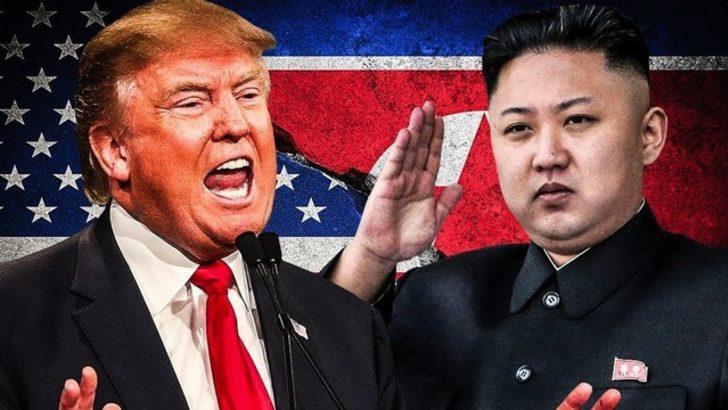 Kuzey Kore'den Trump'a Kudüs tepkisi: Akıl hastası bunak şaşırtmadı