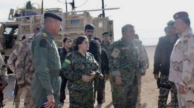 Irak ordusu terör örgütü PKK/YPG'yle anlaştı