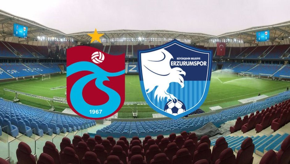 Trabzonspor Sahasında BB Erzurumspor'u 5-1 Mağlup Etti