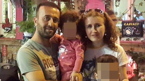 Polis memuru, öğretmen eşini öldürüp intihar etti