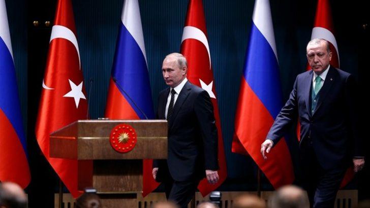 Erdoğan-Putin görüşmesinde S-400 için masa geldi-gitti
