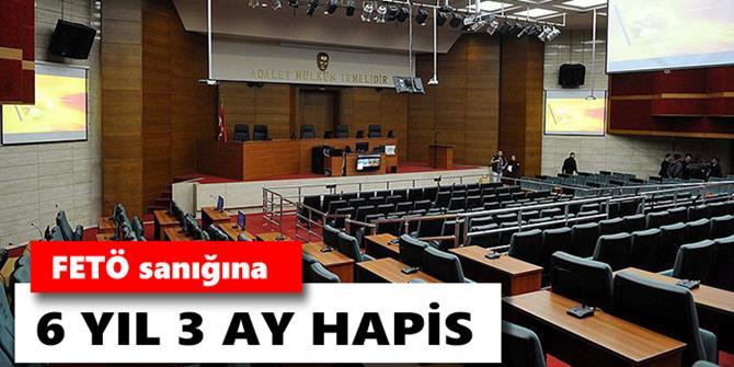 """Erzurum'da Fetö'nün """"İlçe Ablası""""Na 6 Yıl 3 Ay Hapis"""