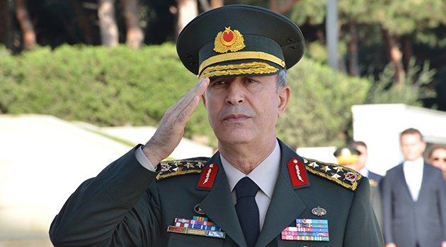 Bakan Canikli: Genelkurmay Başkanı Akar, Cami İnşa Ettirmiyor