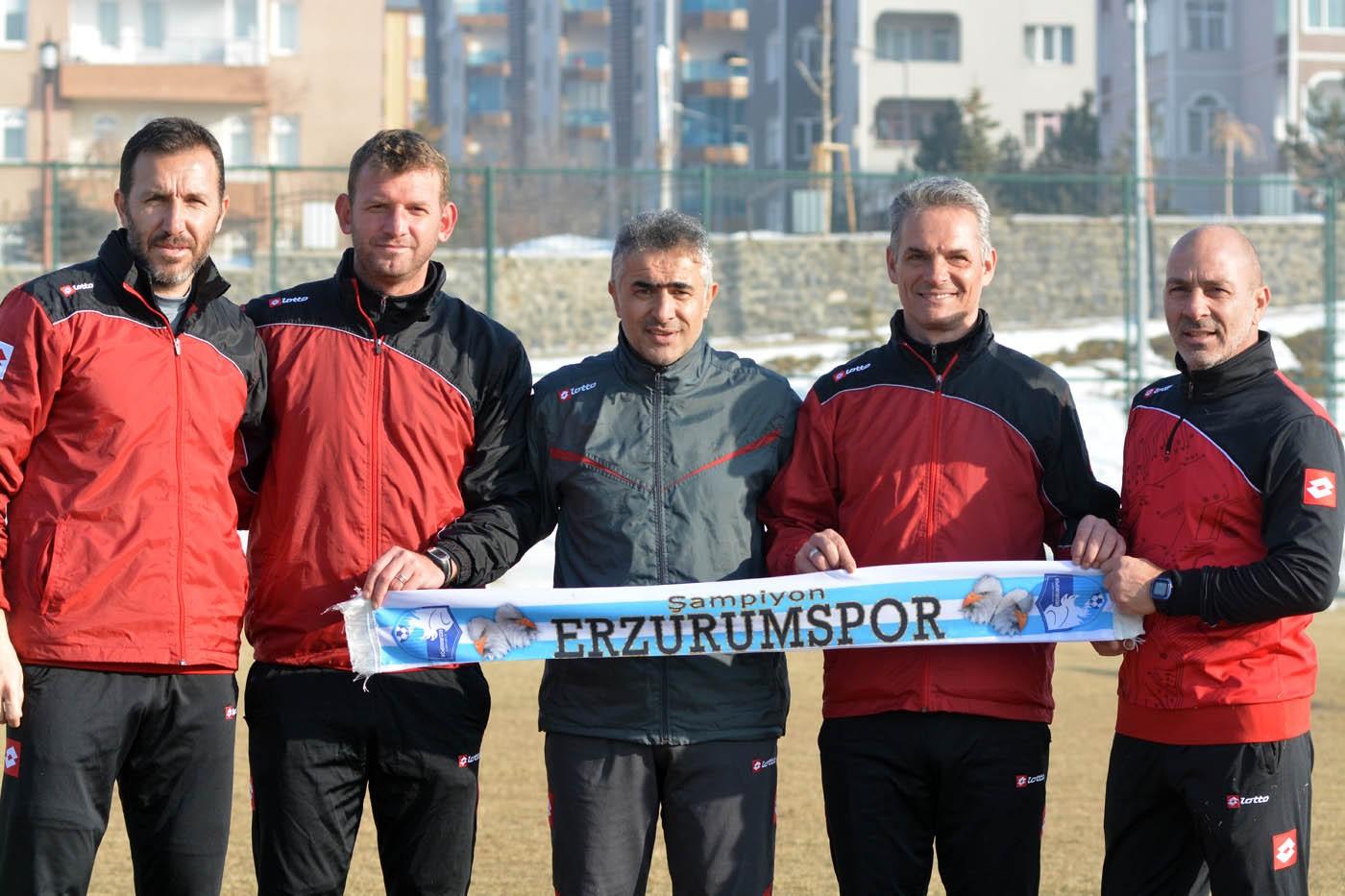 Mavi- beyazlılar da Elazığspor maçı hazırlıkları