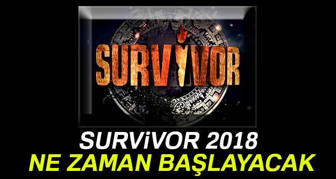 Survivor 2018 All Star ne zaman başlayacak ?