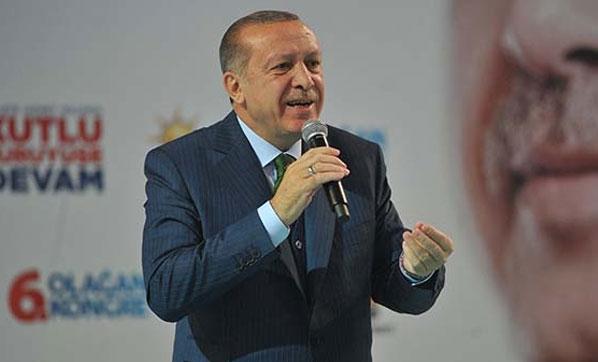 Cumhurbaşkanı Erdoğan: Kudüs'te büyükelçilik açacağız
