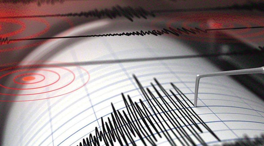 Karaçoban'da deprem