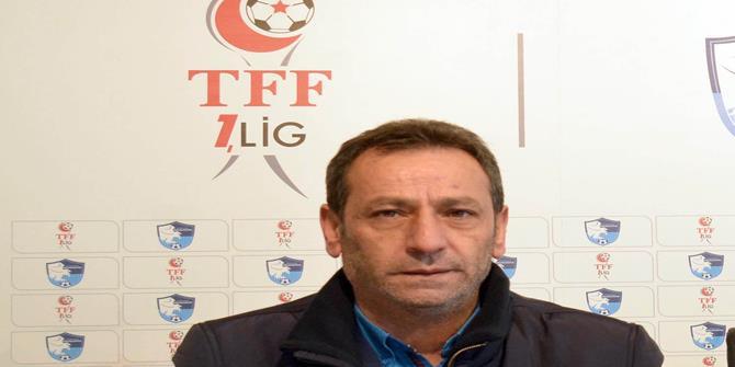 B.B. Erzurumspor Kulübü Basın Sözcüsü Barlak: