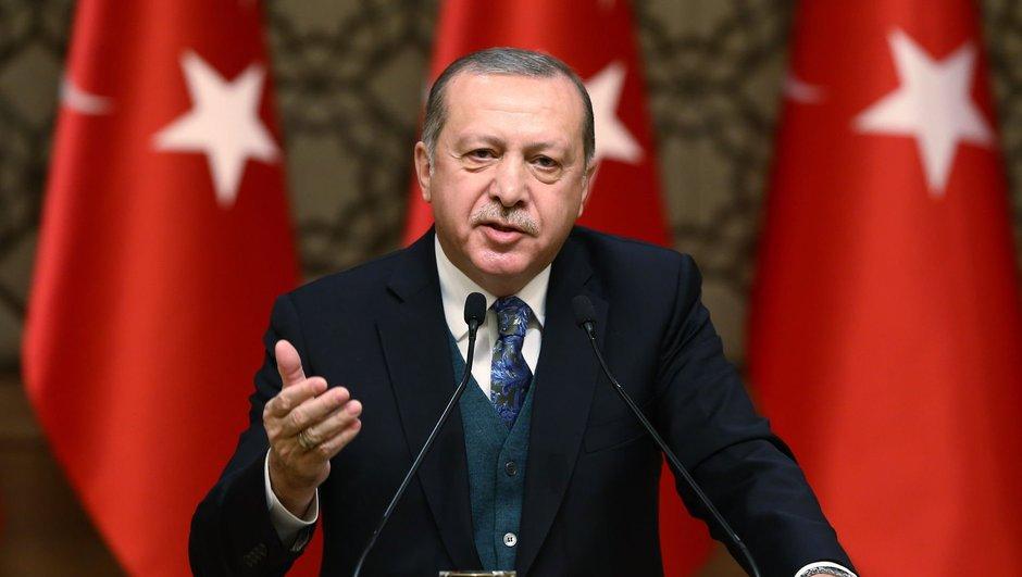 Erdoğan'dan Kılıçdaroğlu'na yolsuzluk tepkisi