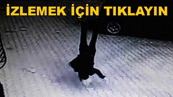 Nazlıcan Erzurum'da ölüme böyle atladı