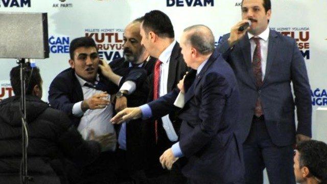 Erdoğan'ın korunmasında zafiyet mi var?