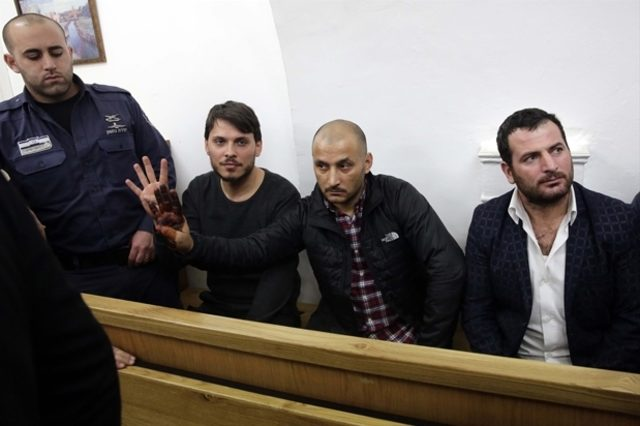 İsrail gözaltına alınan iki Türk'ü sınır dışı etti!