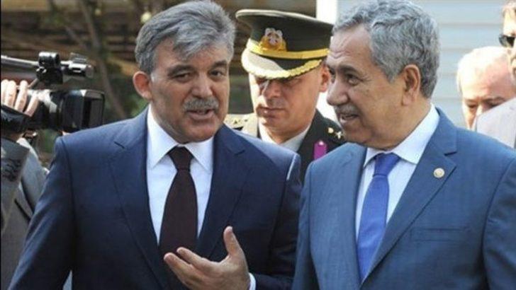 Bülent Arınç'tan Abdullah Gül'ün tepkisine destek!