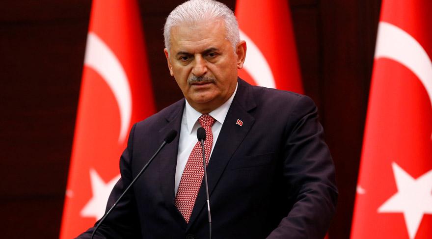 Başbakan Yıldırım'dan Abdullah Gül'e KHK yanıtı