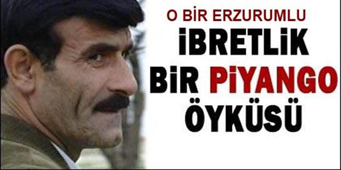 Milli Piyango zengini Erzurumlu intihar etmişti!