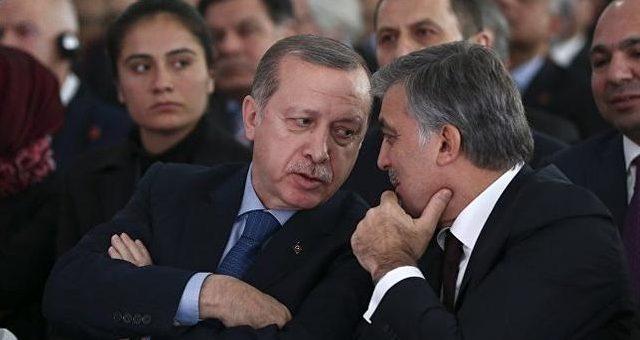 Cumhurbaşkanı Erdoğan'dan Gül'e KHK sitemi