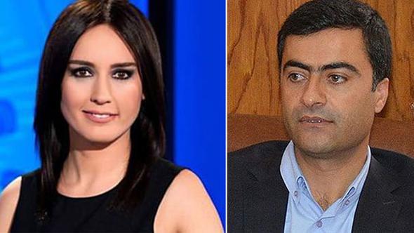 HDP'li Zeydan'ın ünlü spiker Nazlı Çelik için attığı tweet davalık oldu...
