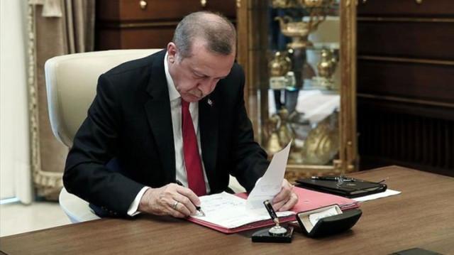 2018 Bütçe Kanunu'na Erdoğan'dan Onay