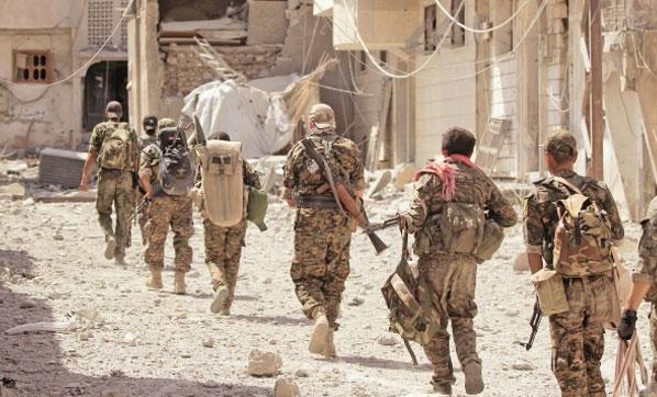 ABD'den Türkiye sınırına 100 bin kişilik terör ordusu