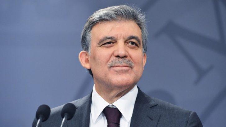 Abdullah Gül'den Erdoğan'ın eleştirilerine yanıt