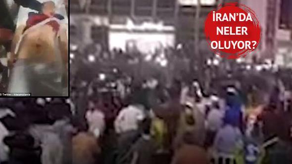 İran'da gösteriler başkente sıçradı!