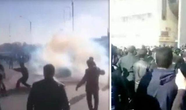 İran'da büyük kriz... 'Demir yumruğumuzu gösteririz'