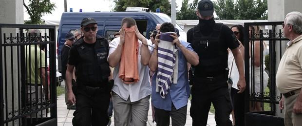 Yunanistan skandal 'darbeci askerler' kararında ısrarlı