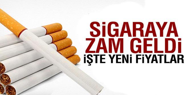 Sarma sigara içenleri üzecek zam