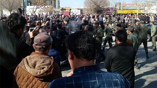 İran açıklaması: Haberlerden endişe duyulmaktadır