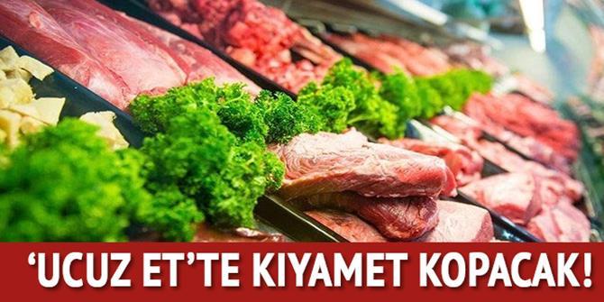 Et ithalatında gümrük vergisi düşürüldü