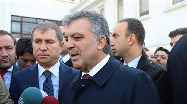 AK Parti Genel Başkan Yardımcısı'ndan Abdullah Gül yorumu