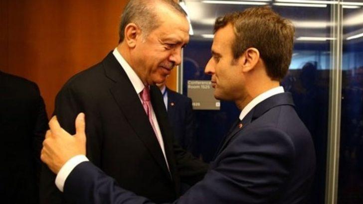 Erdoğan'ın Fransa ziyaretinde gündemde milli füze Eurosam da var!