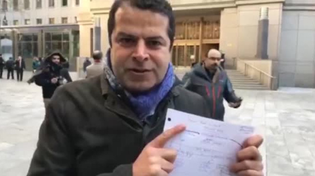 Gazeteci Cüneyt Özdemir FETÖ aleyhine tanık oldu