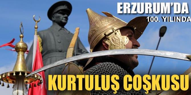 Erzurum'un Düşman İşgalinden Kurtuluşunun 100'üncü Yıl Dönümü