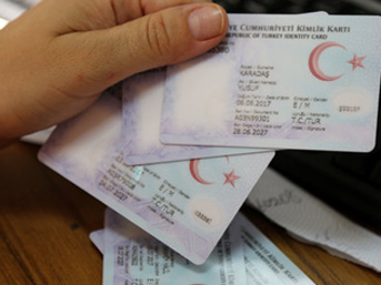 Yeni kimlik kartlarından alanların sayısı 16 milyona yaklaştı